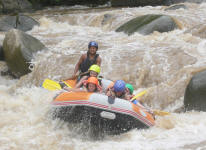 PJ's Tour A2 - White water rafting