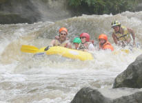 PJ's Tour A3 -  White water rafting