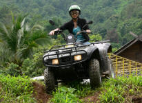 PJ's Tour A4 - Quad bike